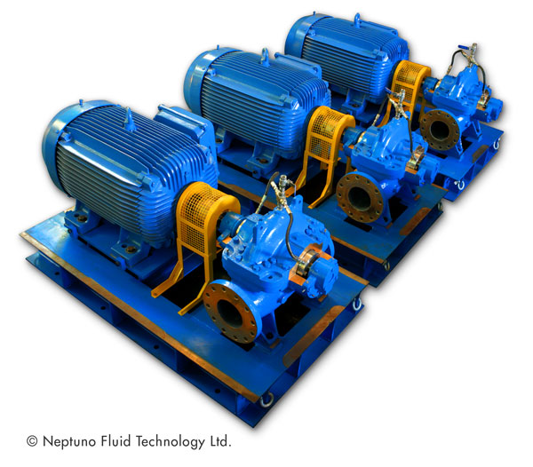 Axial Split Case Pumps