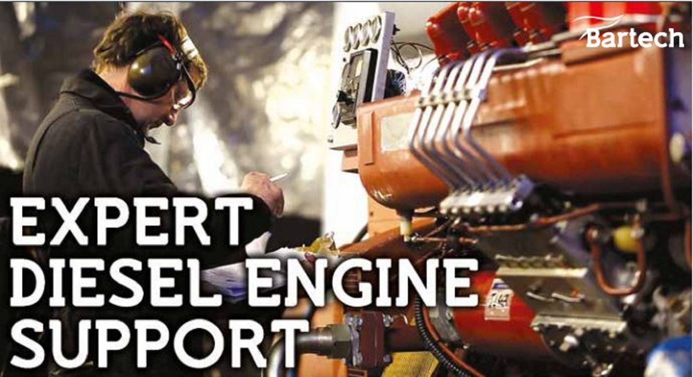 Heavy Diesel Engine Services