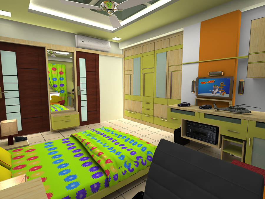 Interior Rendering Services