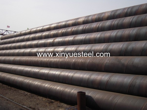 API5L SSAW Steel Pipe