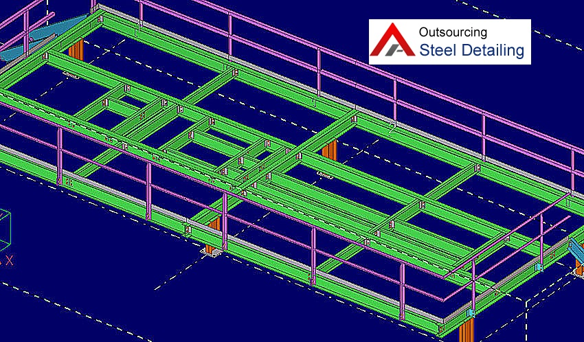 Structural Steel Detailing Services Product