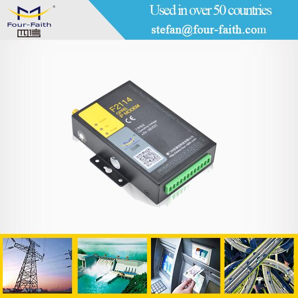 industrial m2m gsm serial rs485 3g modem