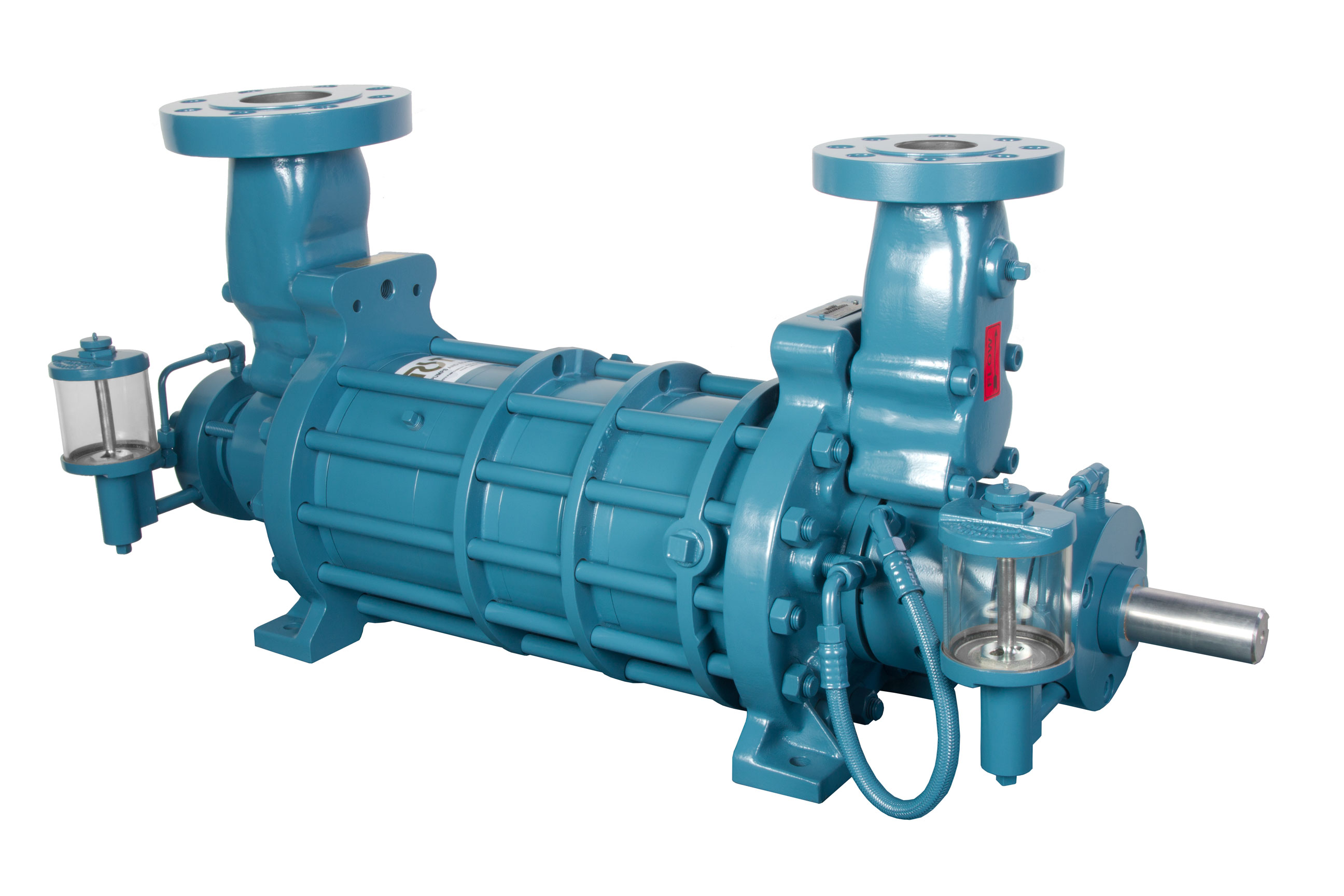 Multi-stage Chemical Pumps