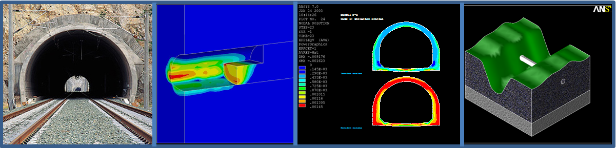 CivilFEM for Ansys Geotechnical Module