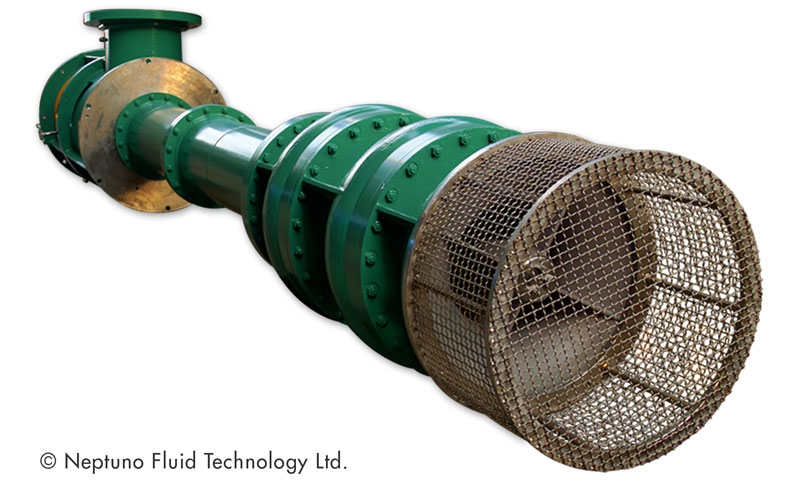Vertical Turbine Pumps - Open Shaft