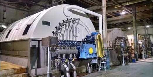 Vacuum Drum Pulp Washer