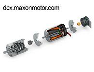 maxon motor DCX family