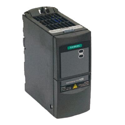 Siemens Low Voltage Converter 6SE6420-2AB11-2AA1