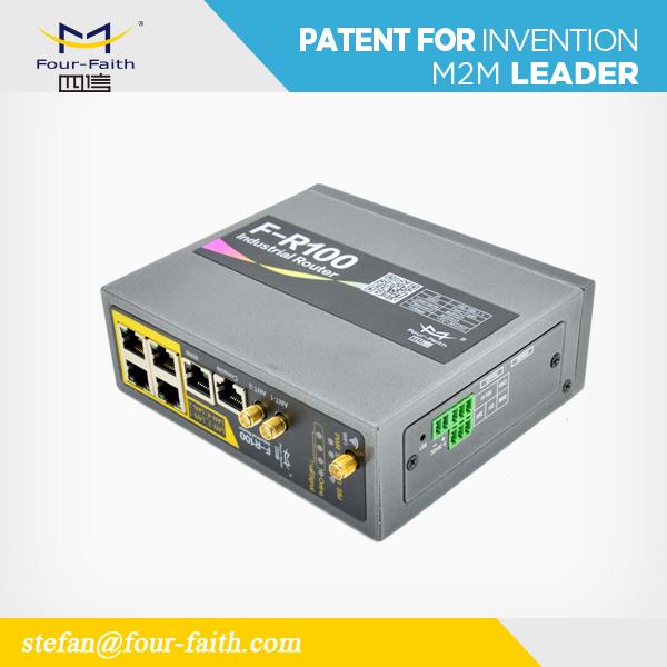 m2m sim card 3g wireless cctv camera router port