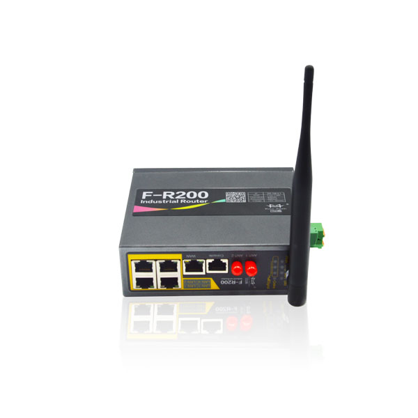 Four-Faith industrial 3g 4g/lte cellular router