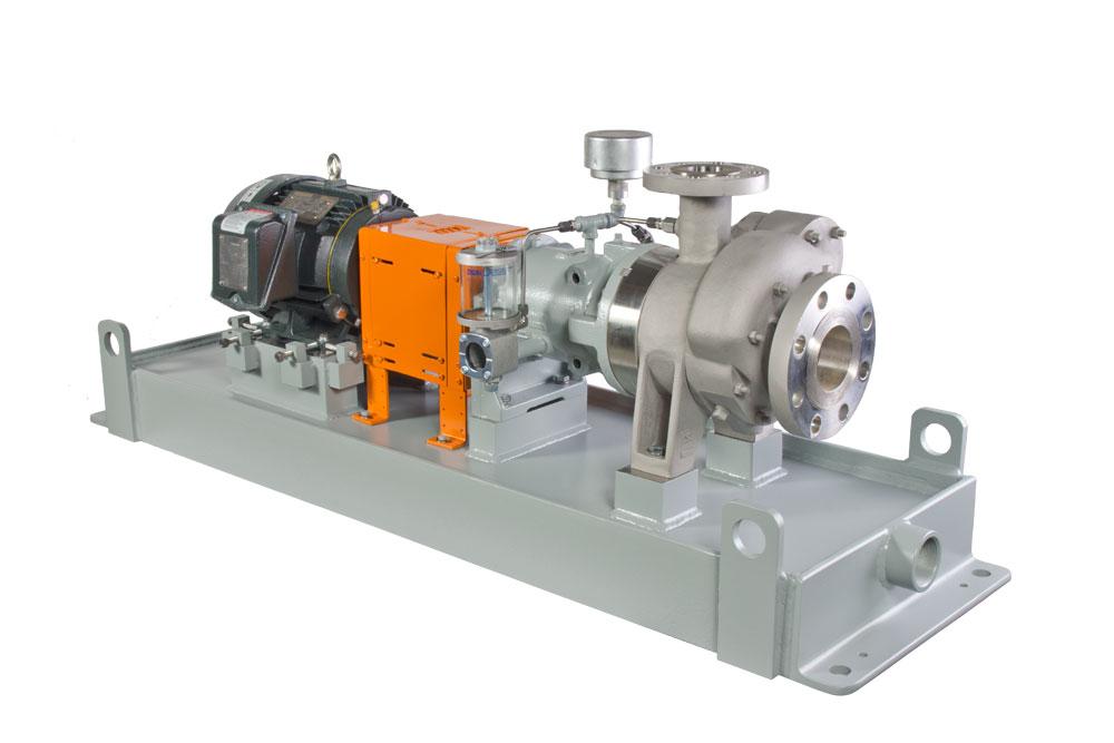 Low NPSH Regenerative Turbine Chemical Pumps