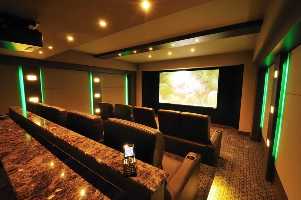 Integra home theater equipment